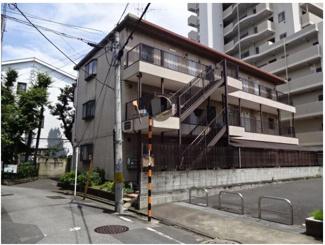 【外観】【一棟マンション】足立区本木◆西新井駅16分◆利回り7.08%