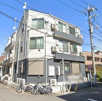 【外観】【一棟アパート】足立区江北◆西新井大師西駅10分◆利回り6.38%