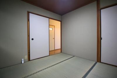 【和室】西賀茂ハイツ