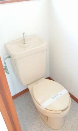 【トイレ】カーサグリシーナ