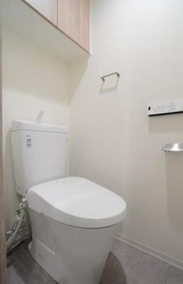 【トイレ】ステージファースト新御徒町Ⅱ