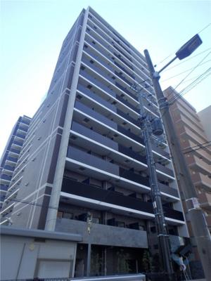 【外観】W-STYLE新大阪Ⅱ