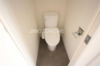 【トイレ】ララプレイス大阪新町ヴェレ