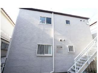 【外観】【一棟アパート】江戸川区東葛西◆葛西駅7分◆利回り5.8%