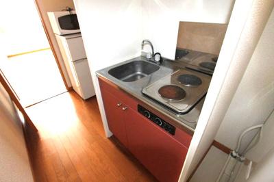【キッチン】レオパレスFUTURE