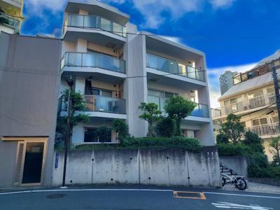 【外観】赤坂低層高級マンション エルスタンザ赤坂