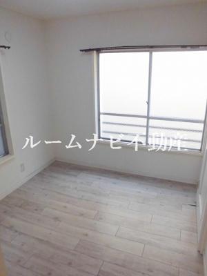 【寝室】目白ヶ丘コーポ