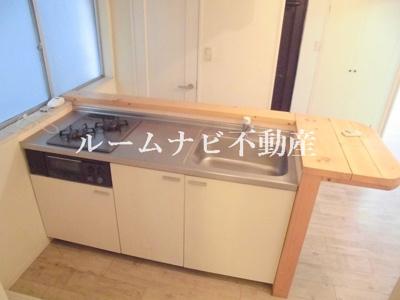 【キッチン】目白ヶ丘コーポ