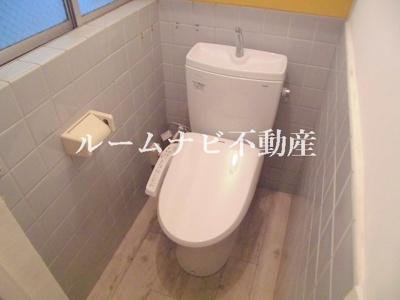 【トイレ】目白ヶ丘コーポ