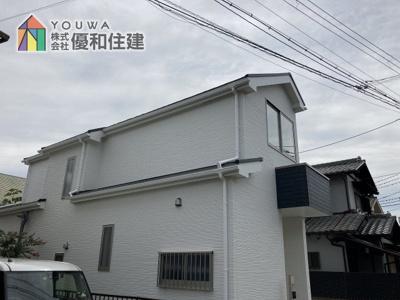 【外観】神戸市垂水区西脇2丁目 新築戸建
