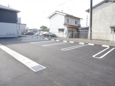 【駐車場】グレイスⅡ
