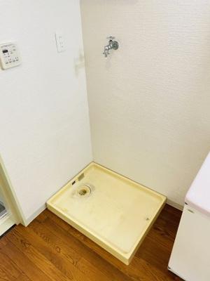 【洗面所】帝塚山1丁目 タウンハウス