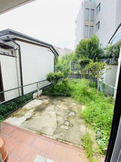 【庭】帝塚山1丁目 タウンハウス