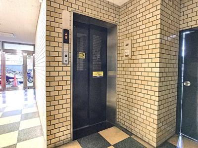 【ロビー】下関スカイマンション駅前