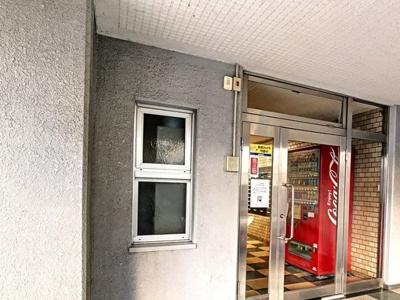 【エントランス】下関スカイマンション駅前