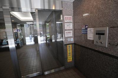 【エントランス】ライオンズマンション阿波座