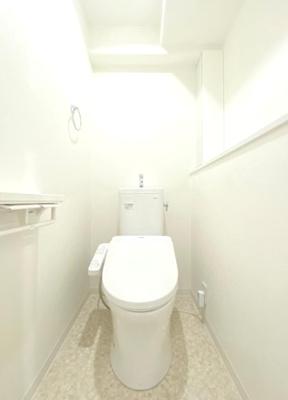 【トイレ】サニークレスト夙川公園