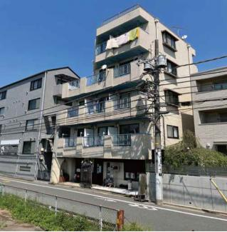 【外観】【一棟マンション】町田駅5分◆利回り7.4%