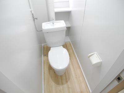 【トイレ】ビレッジハウス矢上2号棟