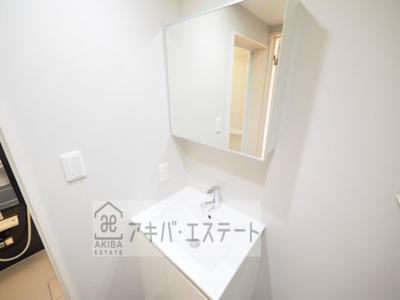 【独立洗面台】エスポワール芝富士(エスポワールシバフジ)