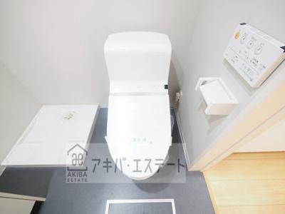 【トイレ】エスポワール芝富士(エスポワールシバフジ)