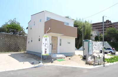 4LDK2階建て住宅