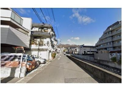 【区画図】本山中町3丁目 売土地