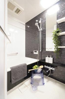 【浴室】アイガーデン川口