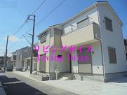 【仲介手数料0円】藤沢市片瀬第13 新築一戸建て 全3棟の画像