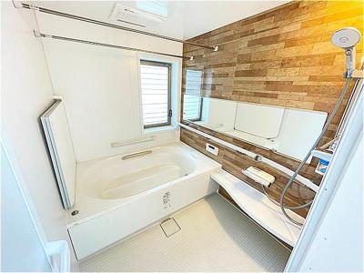 1620サイズのバスルーム。新規リフォーム済みです。