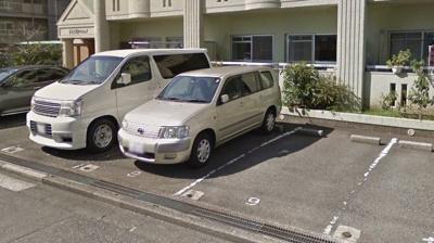 【駐車場】音金六郷マンション