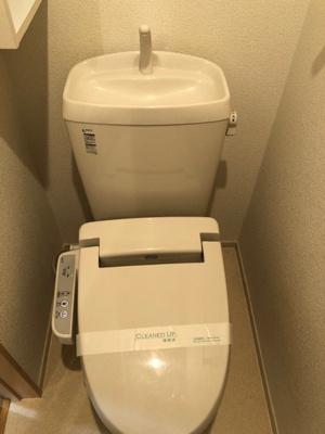 【トイレ】フェリスK
