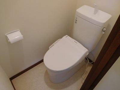 【トイレ】ヴィラすぎなみ