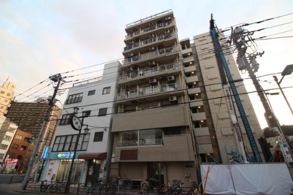 【外観】グレイス北上野