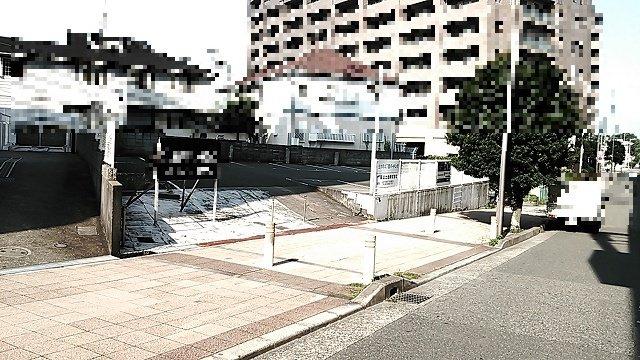 【外観】玉井町4丁目建築条件無売地