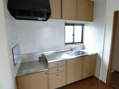 【キッチン】フローラタウン松原