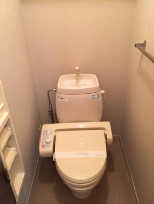 【トイレ】MTMハウス3