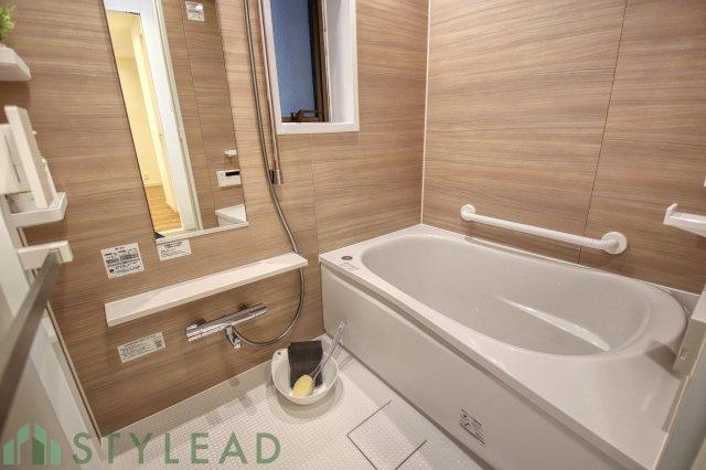 【浴室】オーベル鶴見中央