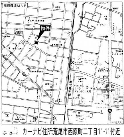 ■ナビ検索:荒尾市原万田768(付近)