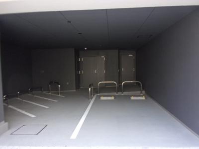 【駐車場】ライオンズフォーシア押上