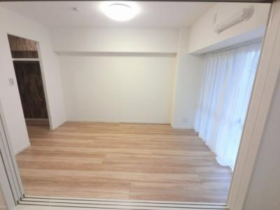6.8帖の洋室は主寝室にいかがでしょうか。