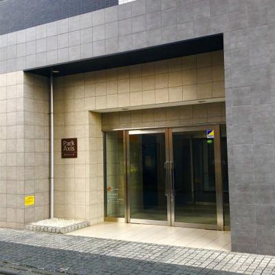 【エントランス】パークアクシス横浜井土ヶ谷