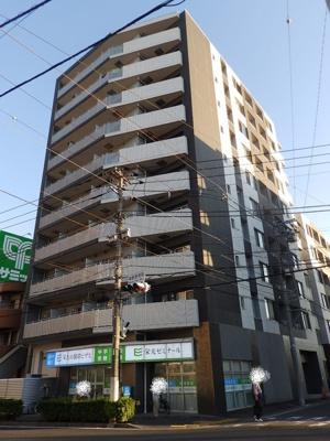 【外観】パークアクシス横浜井土ヶ谷