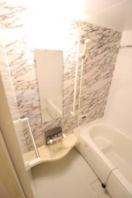 【浴室】メゾンラセーヌ
