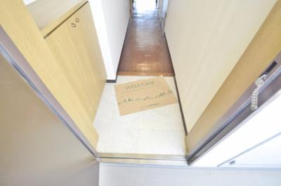 【玄関】コルティーレ緑ヶ丘