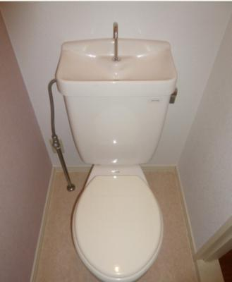 【トイレ】メゾン・エクセルⅡ