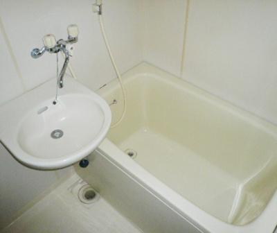 【浴室】メゾン・エクセルⅡ