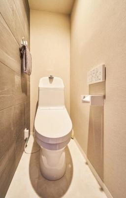 池袋ウエストヒルズのトイレです。