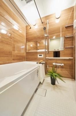 池袋ウエストヒルズのお風呂です。