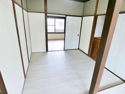 【洋室】大豆塚町2丁テラスハウス